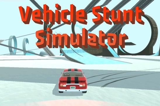 Jeu Vehicle Stunt Simulator gratuit sur PC, Mac & Linux (Dématérialisé - DRM-Free)
