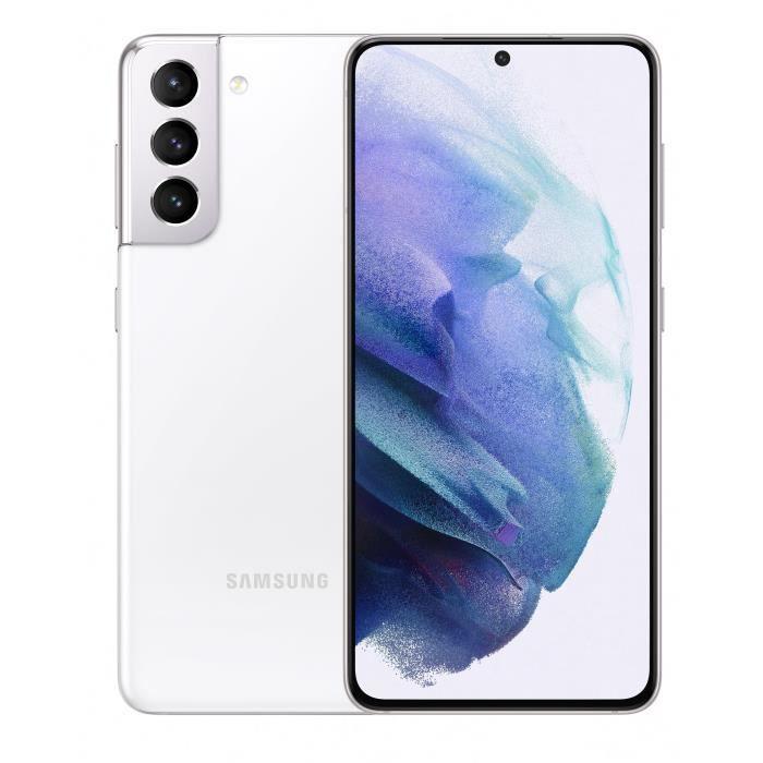 "Smartphone 6.2"" Samsung Galaxy S21 (via reprise d'un smartphone)"
