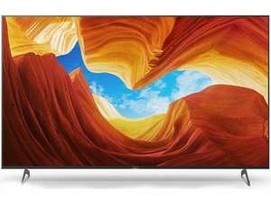 "TV 75"" Sony KD-75XH9096 - Full LED, 4K, 100 Hz, HDMI 2.1, HDR10, Dolby Vision & Atmos"