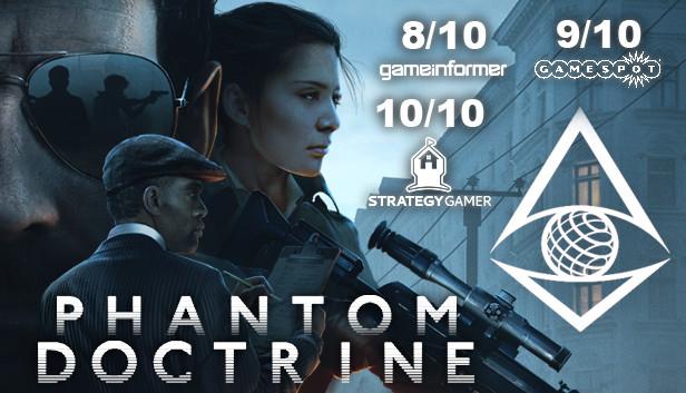 Jeu Phantom Doctrine sur PC (Dématérialisé, Steam)