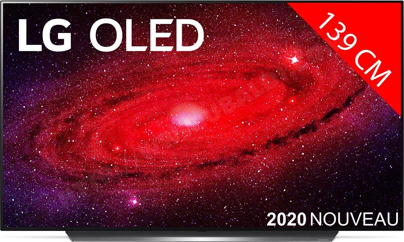 "TV 55"" LG OLED55CX6LA - 4K UHD, OLED, Smart TV"