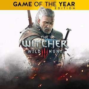 Jeu The Witcher 3 : Wild Hunt - Game of the Year Edition sur PC (Dématérialisé, store Russe via VPN)