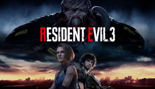 Resident Evil 3 sur PC (Dématérialisé, Steam)