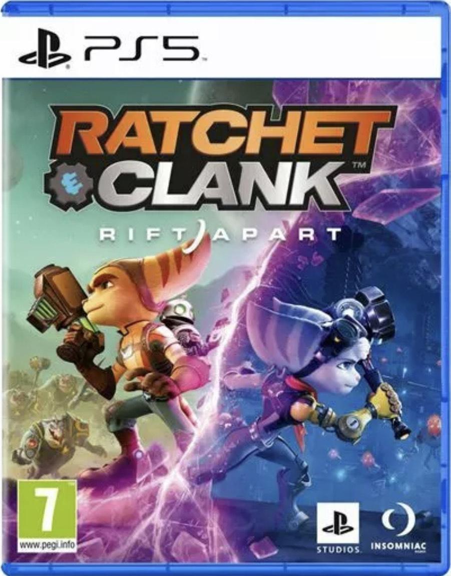 Ratchet and Clank: Rift Apart sur PS5 - La Glacerie / Cherbourg (50)