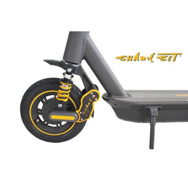 Suspension Sharkset pour Trottinette électrique Ninebot Max G30 (xerider.com)