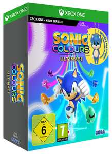 [Précommande] Sonic Colours Ultimate Day One Edition sur Xbox One & Series