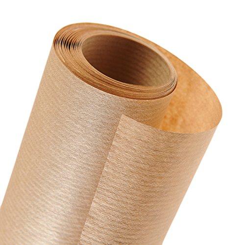 Canson Rouleau de Papier kraft - 1x10 m, Brun