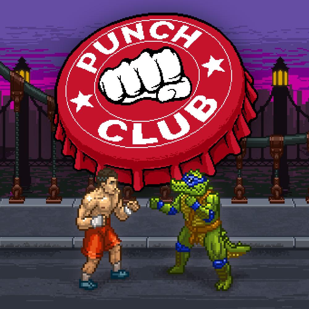 Punch Club sur Nintendo Switch (Dématérialisé)