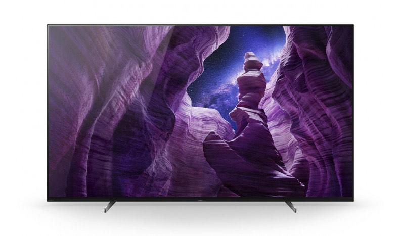 "TV Oled 65"" Sony KE-65A89 - 4K, HDR, Dolby Atmos"