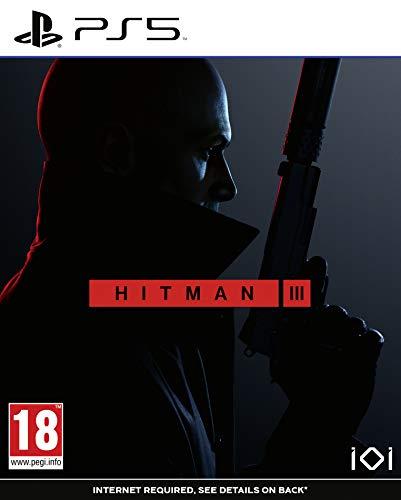 Hitman 3 sur PS5 (Frais de port et d'importation inclus)