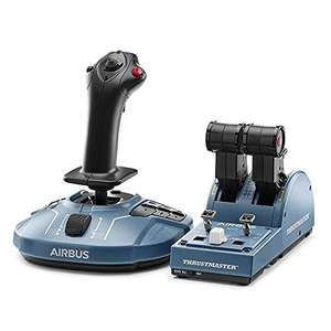 Joystick Thrustmaster TCA Officer Pack Airbus Edition pour PC