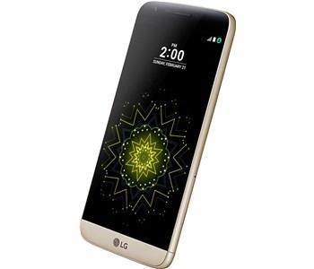 "Smartphone 5.3"" LG G5 - Argent"