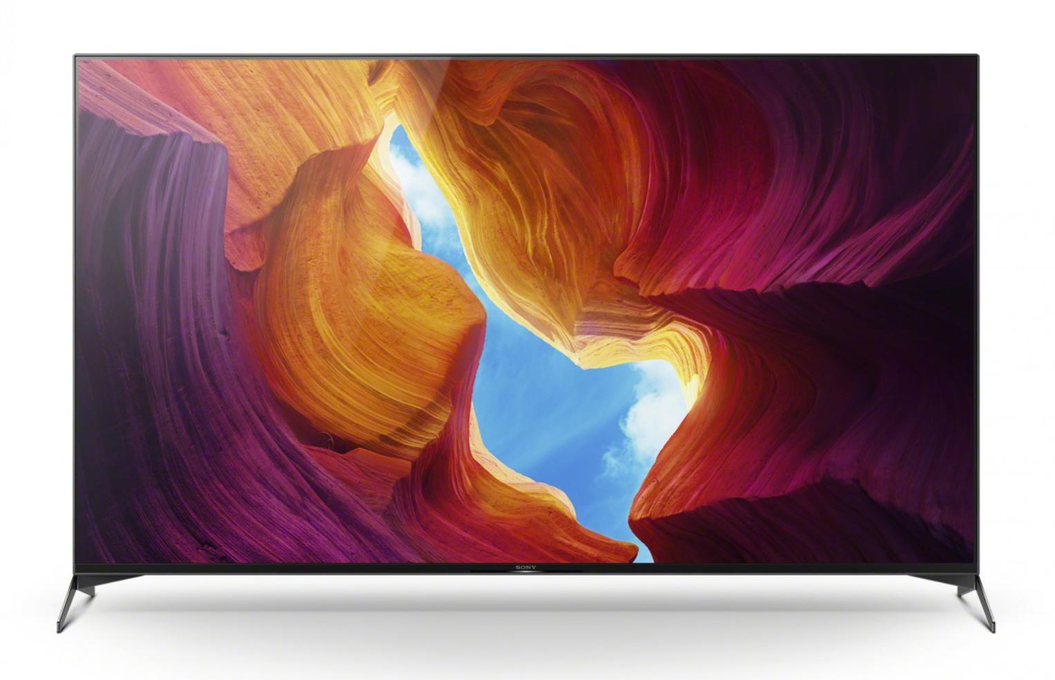 "TV 55"" Sony KD-55XH9505 BAEP - 4K UHD, Full LED, 100 Hz, Android TV"