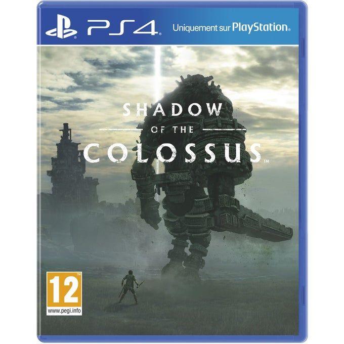 Jeu Shadow Of The Colossus sur PS4 (Vendeur tiers)