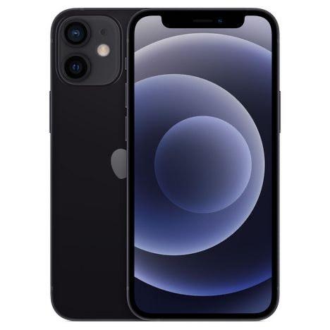 "Smartphone 5.4"" Apple 12 Mini - 64 Go, Noir (Frontaliers Suisse)"