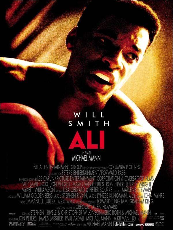 Séances de Cinéma en plein air Gratuites : Ex: Ali , Le Loup de Wall Street, Invictus, Truman Capote...- La Villette (75019)