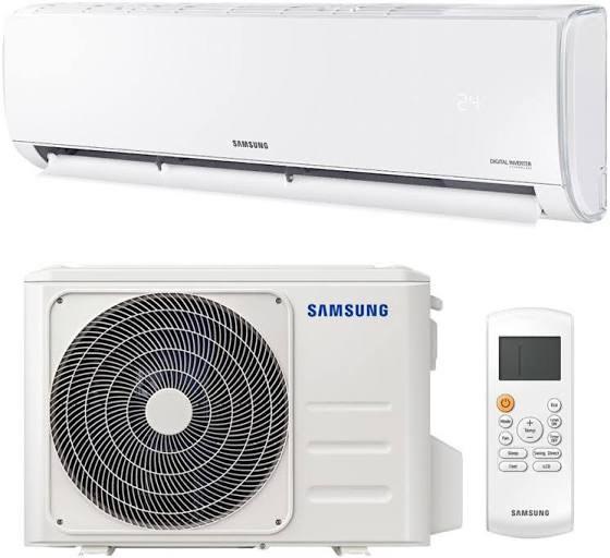 Climatiseur réversible Samsung AR35 - 2,5 KW, 9000BTU, A++/A+ R32 (elettronew.com)