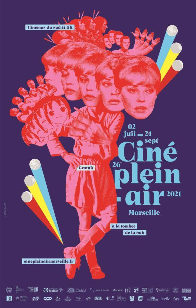 Cinéma en plein air gratuit - Ex : Comme un aimant, Mad Max : Fury Road, Les Misérables, Tron, La Vie scolaire, ... - Marseille (13)