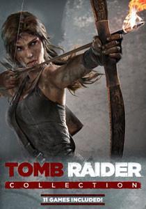 Tomb Raider Collection avec DLC sur PC (Dématérialisé - Steam)