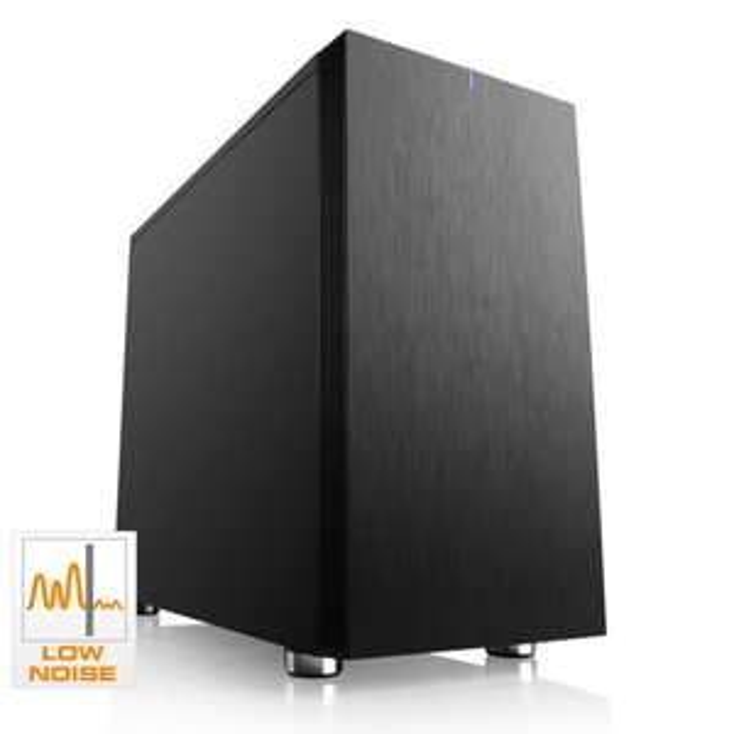 PC de bureau CSL Sprint 5850 - Ryzen 5 3600, 16 Go de Ram, 500 Go SSD, RTX 2060