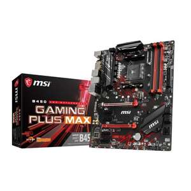 Carte mère MSI AMD B450 Gaming Plus Max - ATX