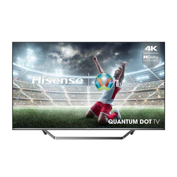 """TV QLED 55"""" Hisense 55A7GQ 2021 (avec ODR 100€)"""