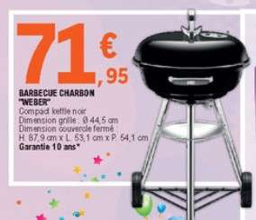 Barbecue Weber Compact Kettle 47 cm