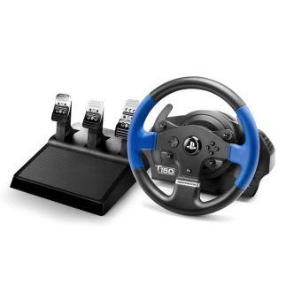 Kit Volant + pédalier Thrustmaster T150 RS Pro Force Feedback pour PC/PS4/PS5