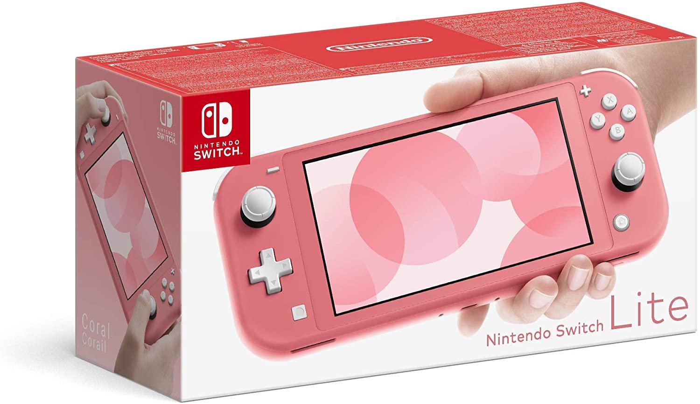 Console Nintendo Switch Lite (via 30 € en ticket leclerc) - Bailleul (59)