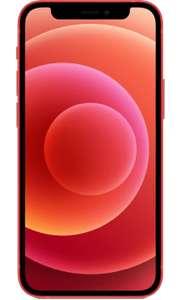 """[Clients mobile RED SFR] Smartphone 5.4"""" Apple iPhone 12 Mini - 64 Go (via 100€ remboursé sur facture)"""