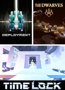 Whale Rock Bundle : We Are The Dwarves + Timelock VR + Deployment sur PC (Dématérialisé - Steam)