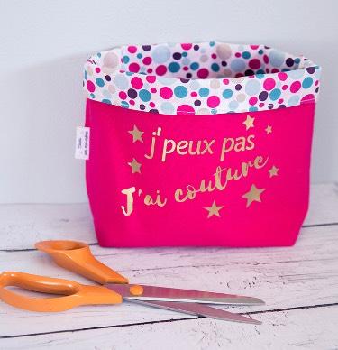 Patron de couture PDF Vide Poche Dodynette (Dématérialisé) - boutique.dodynette.com