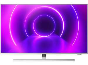 """TV 43"""" Philips 43PUS8505/12 - 4K UHD, HDR10+, Dolby Vision & Atmos, Ambilight 3 côtés, Android TV (Frontaliers Belgique)"""