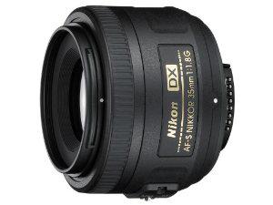 Objectif Nikon AF-S DX 35mm f1.8G motorisé