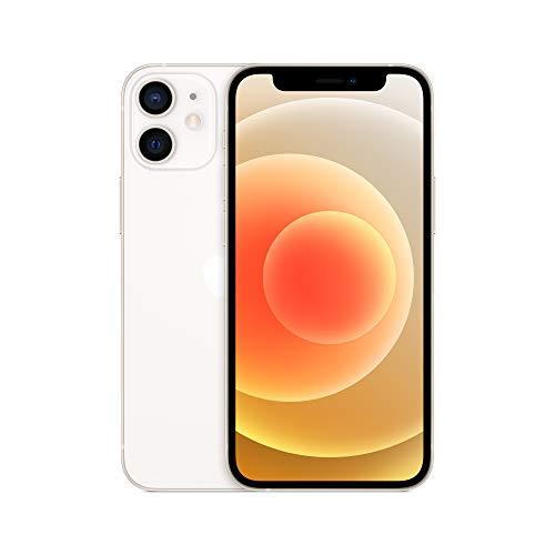 "Smartphone 5.4"" Apple iPhone 12 Mini - 256 Go, Blanc"