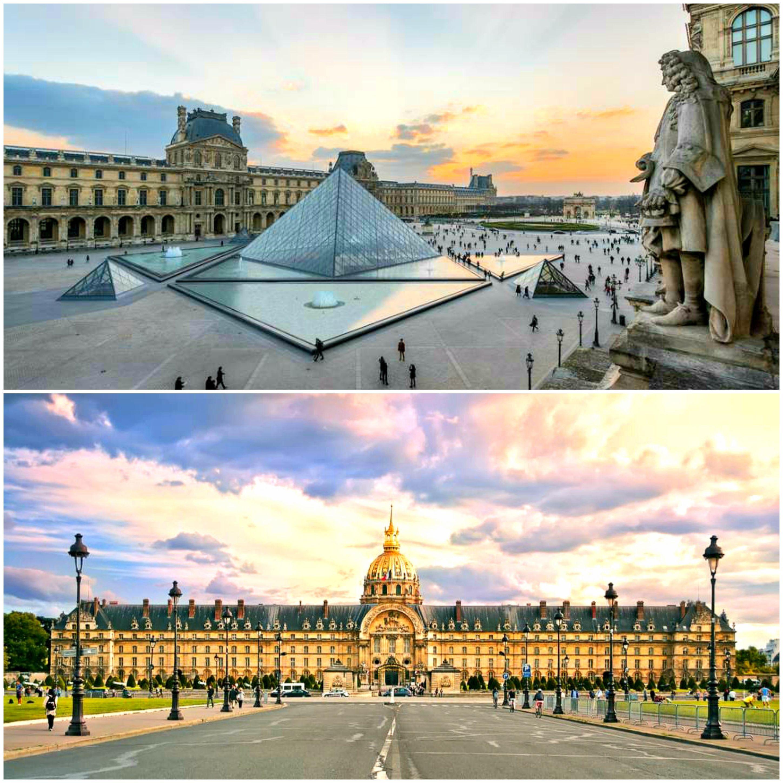 Entrée gratuite dans une sélection de Musées & Monuments le 14 Juillet - Ex : Musée du Louvre - Paris (75)