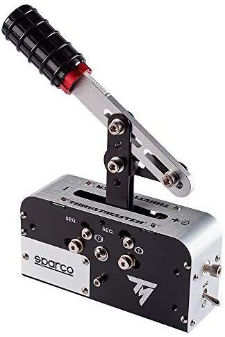 Frein à main progressif et boîte de vitesses séquentielle Thrustmaster TSS Handbrake Sparco Mod+