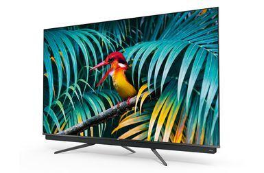 """TV QLED 75"""" TCL 75C811 - 4K UHD, Dalle VA 10bits, 100 Hz, HDR Premium 500, Dolby Vision & Atmos, Android TV, Barre de son intégrée"""