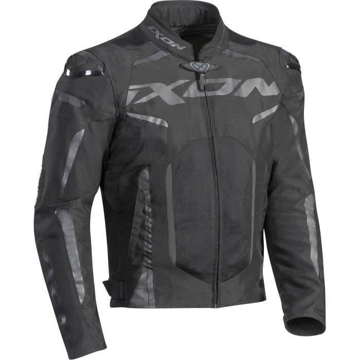 Blouson de moto Ixon Gyre 3 en 1 - noir (différentes tailles) - Ex : taille M à 146.12€