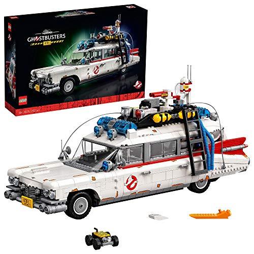 Jeu de construction Lego Ghostbusters Ecto-1 SOS Fantômes (10274)