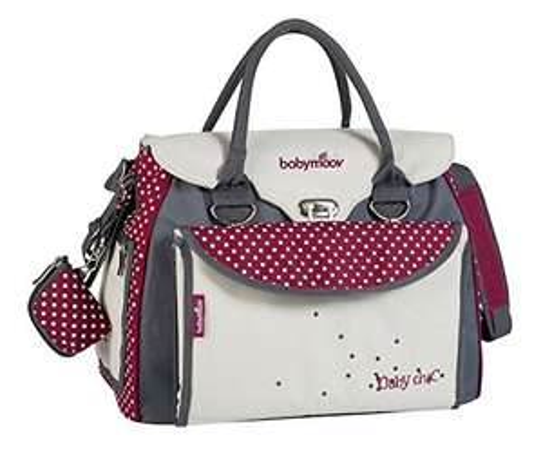 Sac à langer Babymoov Baby Style Bag Chic - avec bandoulière et plan à langer