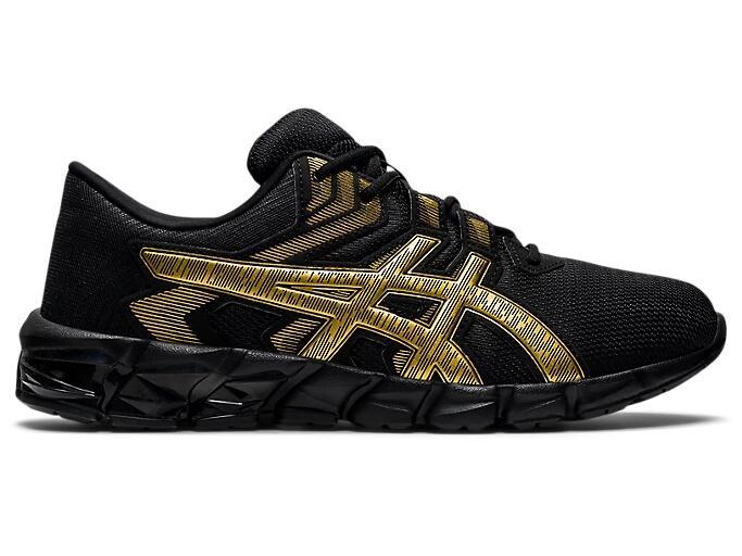 Chaussures Asics Gel-Quantum 90 - noir/jaune (du 40 au 45)