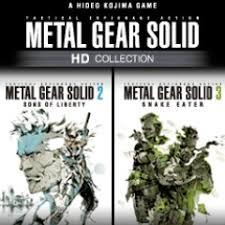 Metal Gear Solid 2 & 3 - Édition HD sur Xbox One & Series S/X (dématérialisé)