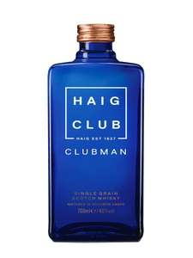 Bouteille de whisky Single Grain Scotch Haig Club Clubman (70 cl) - Saint-Pierre-des-Corps (37)