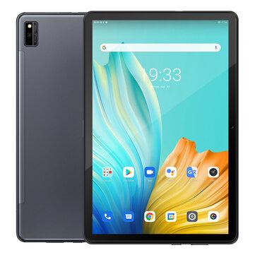 """[Pré-commande] Tablette tactile 10.1"""" Blackview Tab 10 - WUXGA (1920x1200), MT8768, 4 Go de RAM, 64 Go, 4G / Wi-Fi, Android 11, 7480 mAh"""
