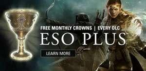 Essai gratuit d'ESO Plus sur The Elder Scrolls Online (Dématérialisé - PC & Consoles)