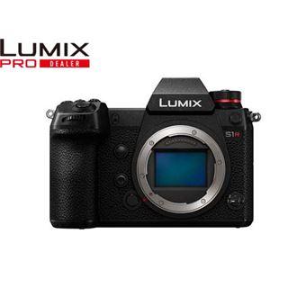 Appareil photo hybride Panasonic Lumix S1R - Boîtier nu, Noir (Vendeur tiers)