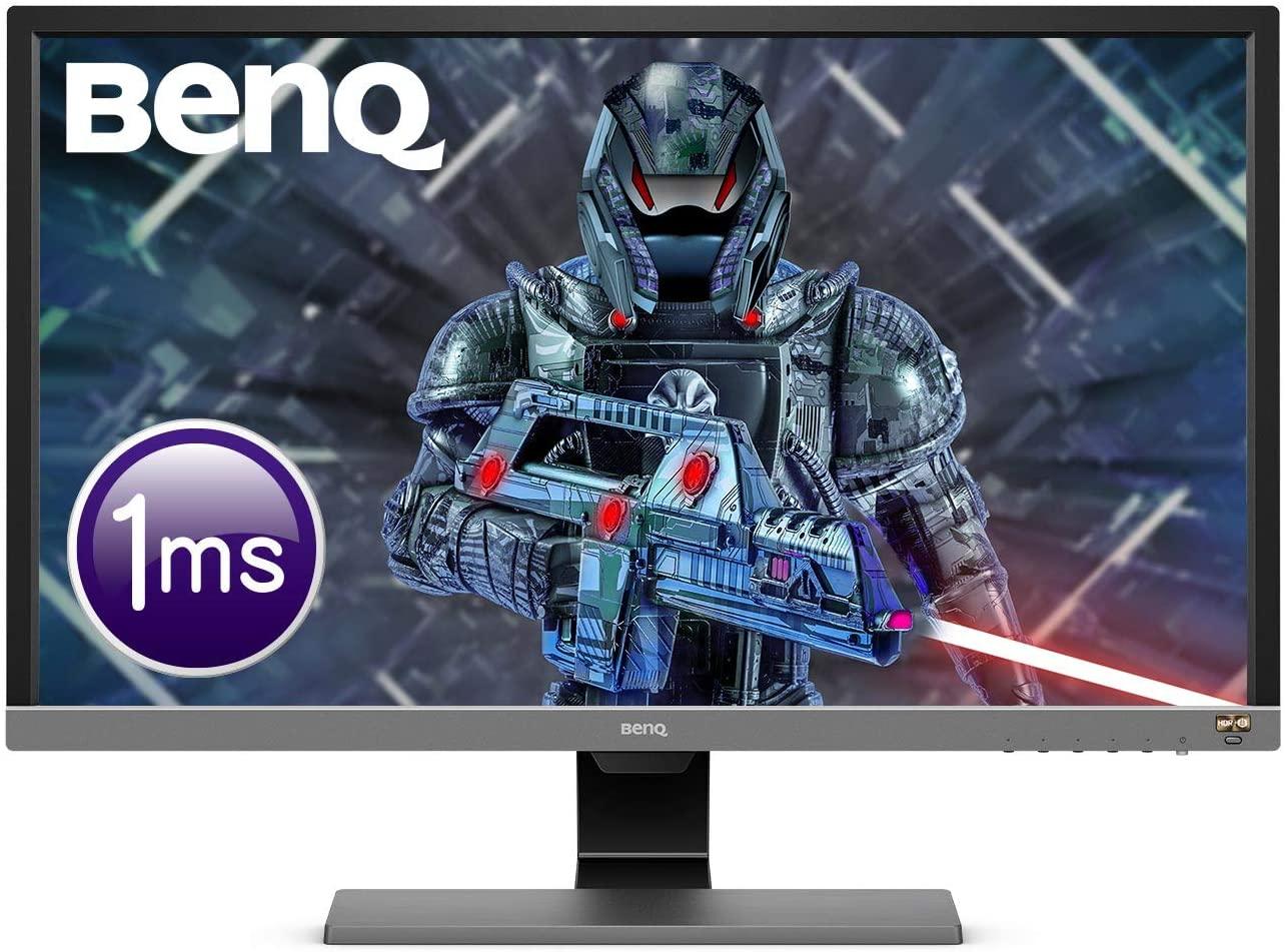"Écran PC 27"" BenQ EL2870U - 4K UHD, HDR 10, Dalle TN, 60 Hz, 1 ms, FreeSync / Eye-Care"