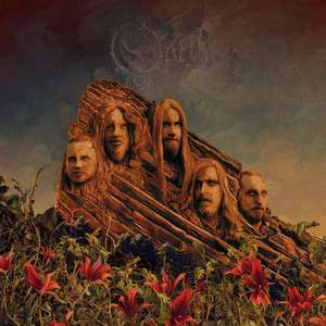 Coffret Opeth - Garden Of The Titans Live At Red Rocks Ampitheatre avec DVD