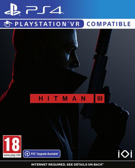 Hitman III sur PS4
